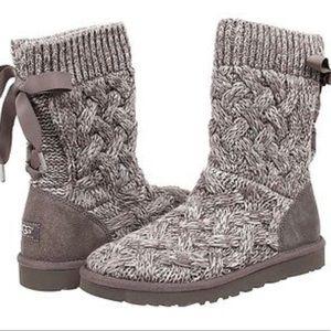 NIB Ugg Isla Grey Boots